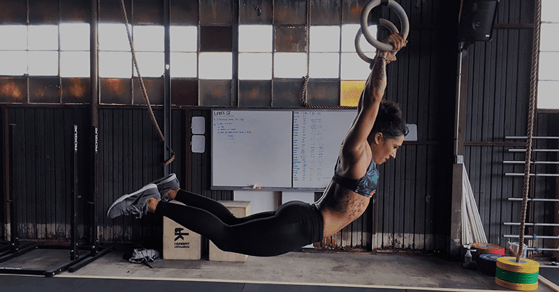 Perfecting your Grip and Arm Positioning during Muscle Ups