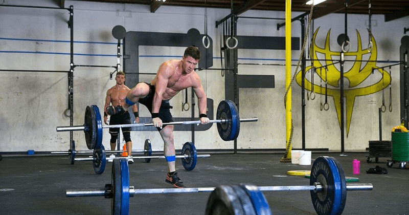 Crossfit Tips from English Games Athlete Steven Fawcett