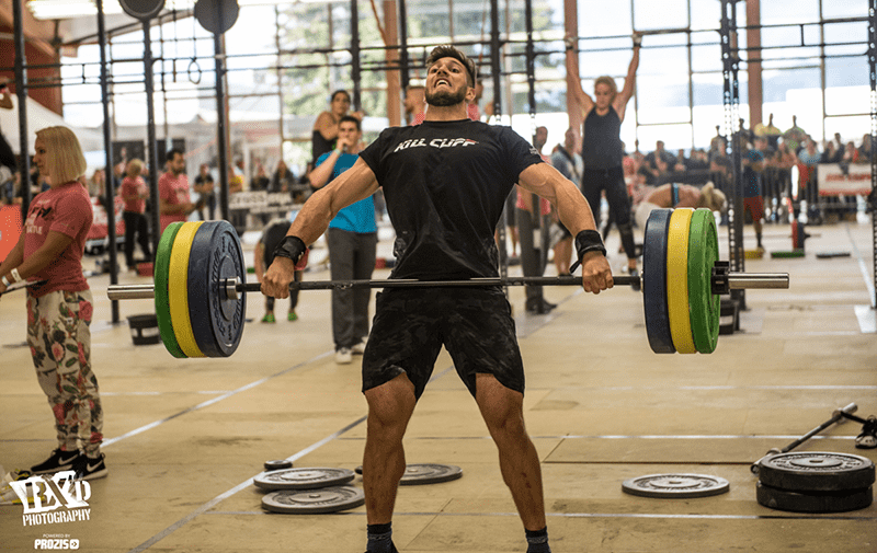 Snatch technique is vital if you want to lift serious weight