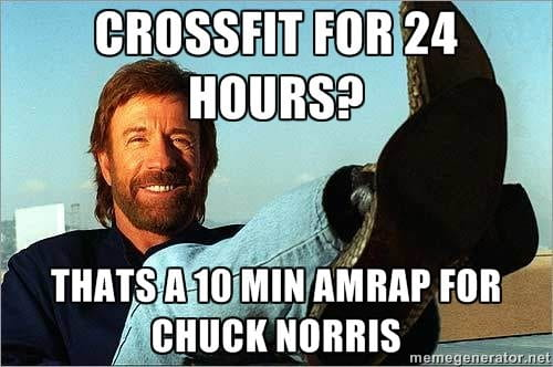 Image result for crossfit meme