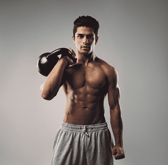 Train hard, burn fat and get in shape