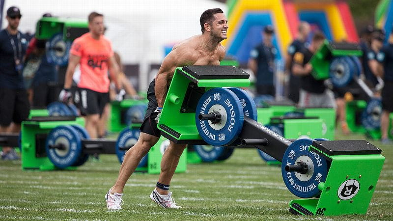 Become an indestructible machine like Jason Khalipa