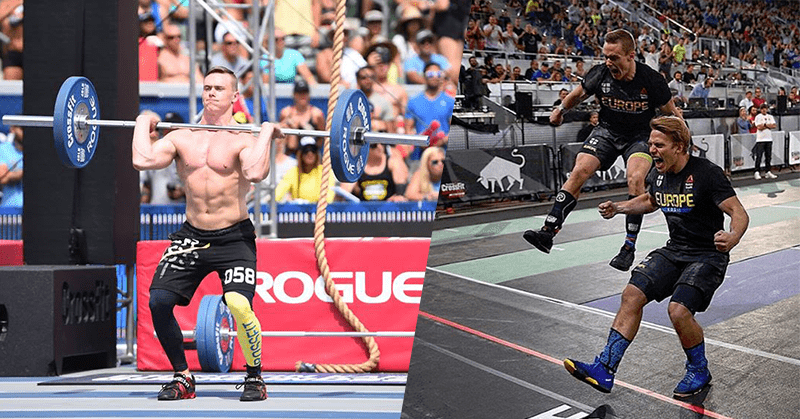 BK Gudmundsson: How to attack Crossfit Competitions
