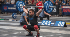 chipper wods dan bailey crossfit athlete