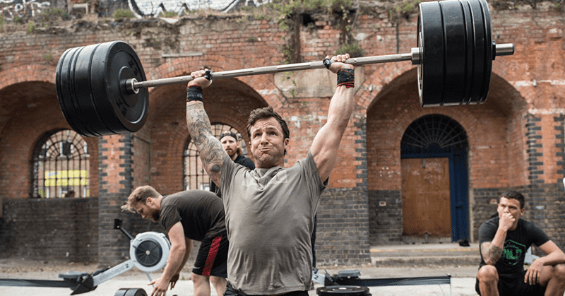 Alec Harwood: 5 Tips to Improve your Strength in Crossfit