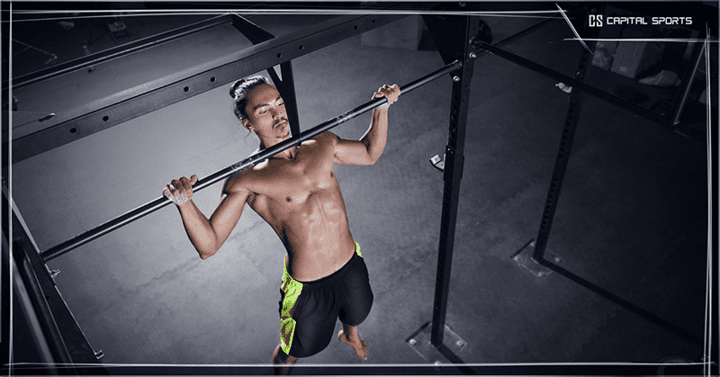 Keep Holding On: Building Strength and Endurance With Bar Complexes