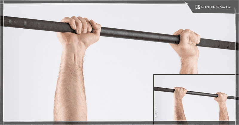 Keep Holding On: Building Strength and Endurance With Bar ...