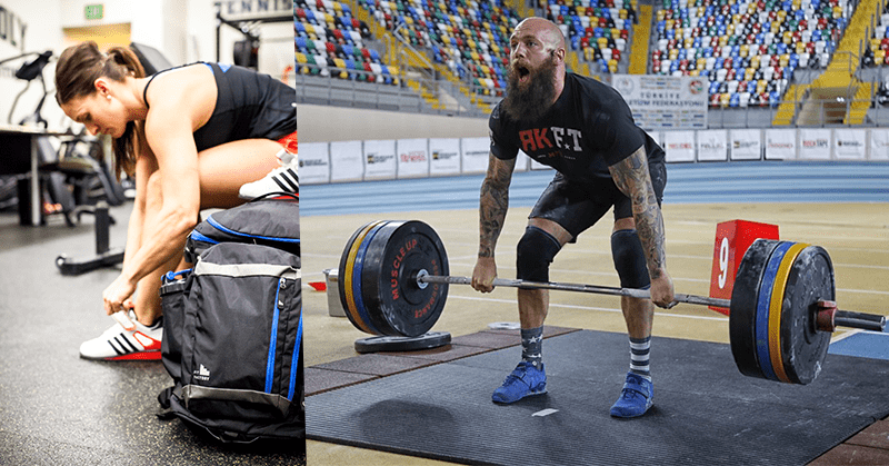 A Day in the Life of a Crossfitter