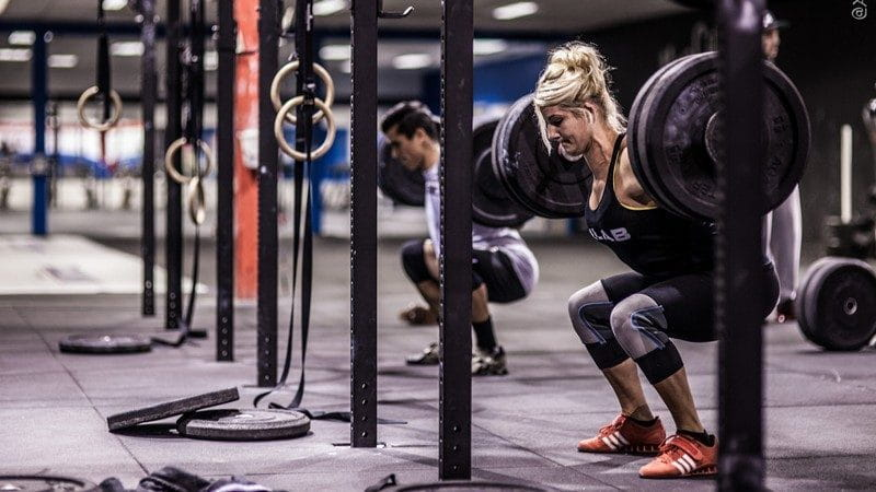 Make sure that a Crossfit Box has what you want and need