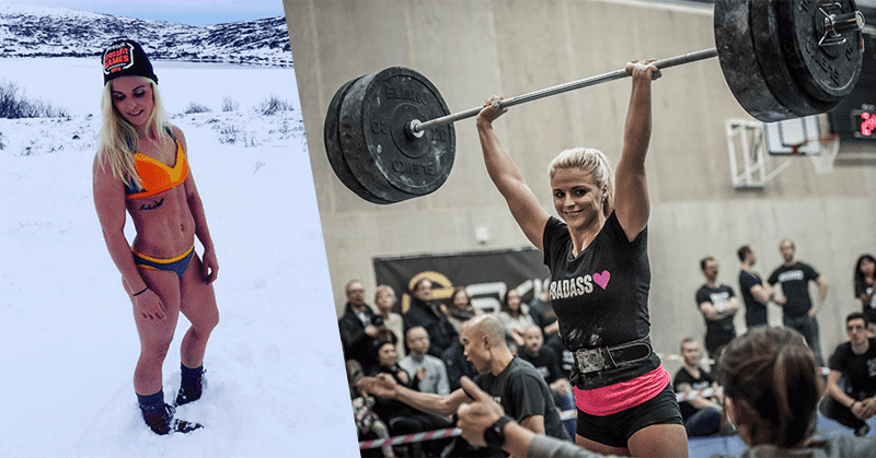 Anna Hulda: Crossfit Mum and 3x Icelandic Weightlifter of the Year