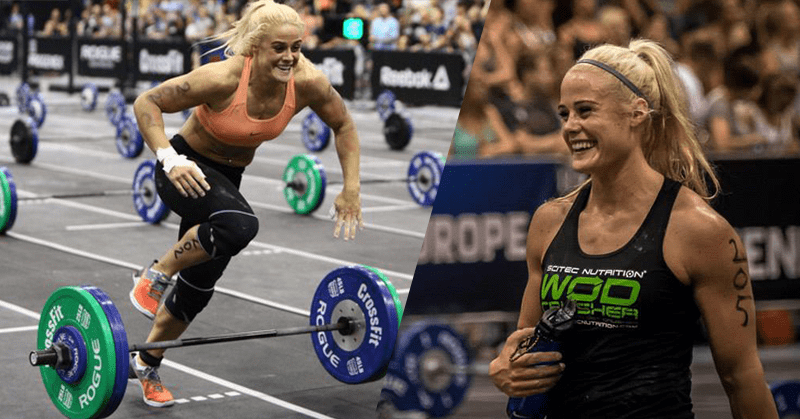 Sara Sigmundsdottir: Could her extremely dedicated training and talent take her to the top of the CrossFit Games podium this year?