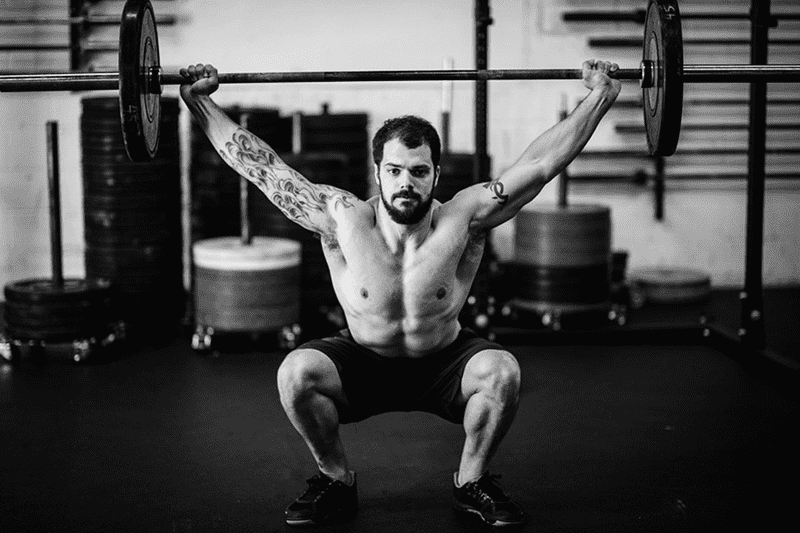 Crossfit Warm Up
