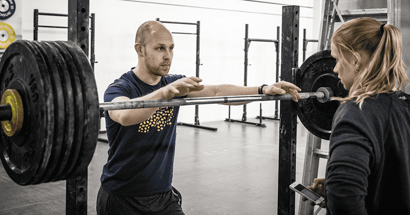 "How to Make Faster Progress in CrossFit by Becoming More ""Coachable"""