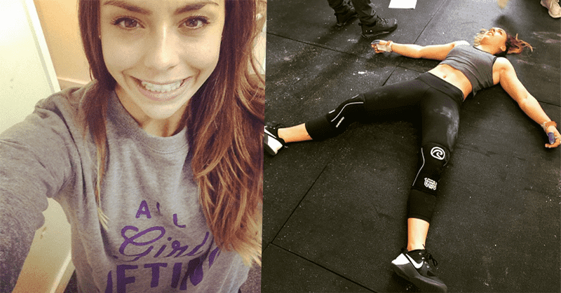 Laura Faulkner: Before and after training