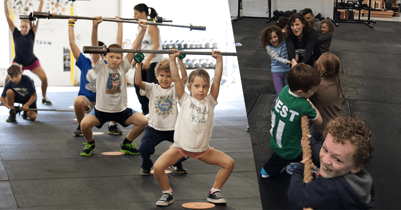 Crossfit Kids BOXROX