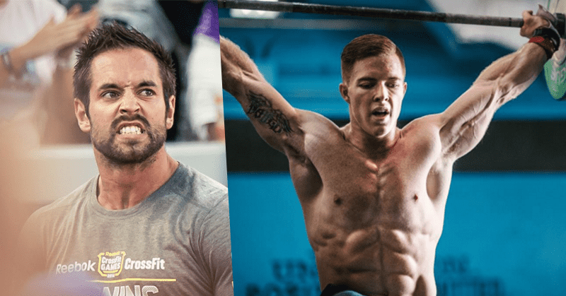 10  Motivational Crossfit Guys to Inspire You in 2016