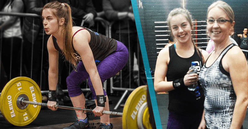 Crossfit Mum and Daughter – It's a Family Affair