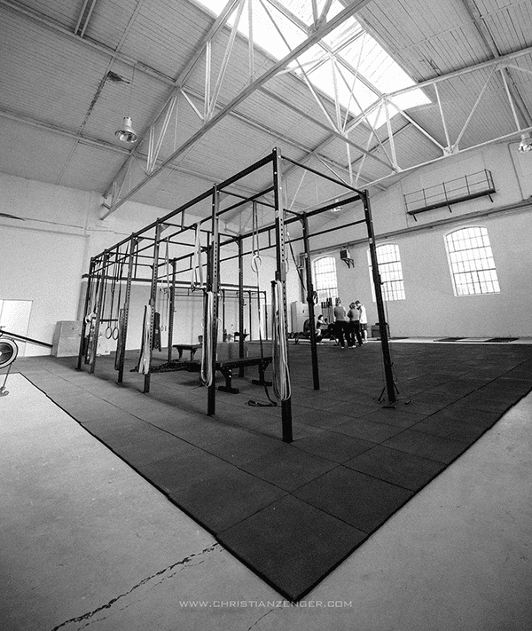 Strength foundations in Crossfit