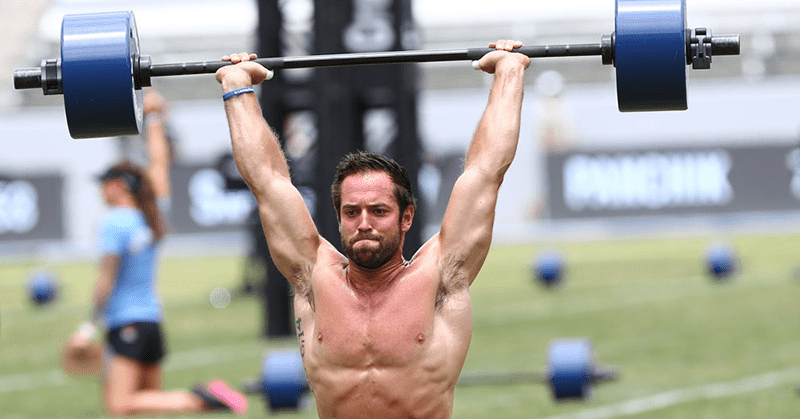 Tips from Rich Froning to Improve your Clean and Jerk Efficiency