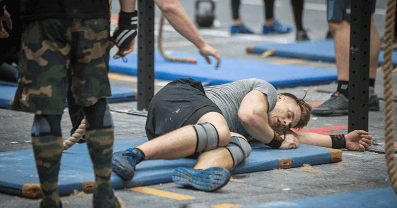 8 Battle Scars that Only Crossfitters will Understand