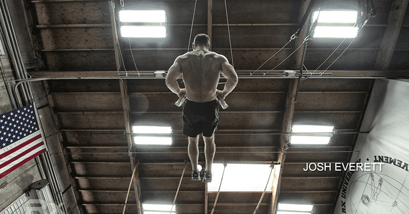 Crossfit muscle up
