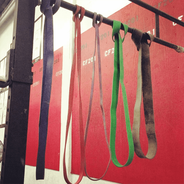 Crossfit Bar for Chest to bar pull ups
