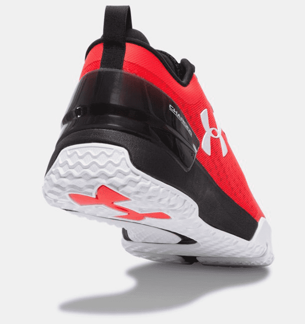Under Armour Charged Ultimate in red