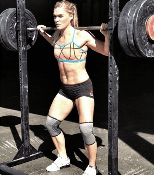 2015 fittest woman in the world