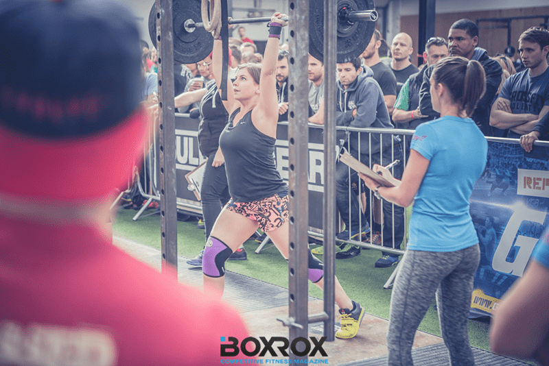 Crossfit and Gender Eq