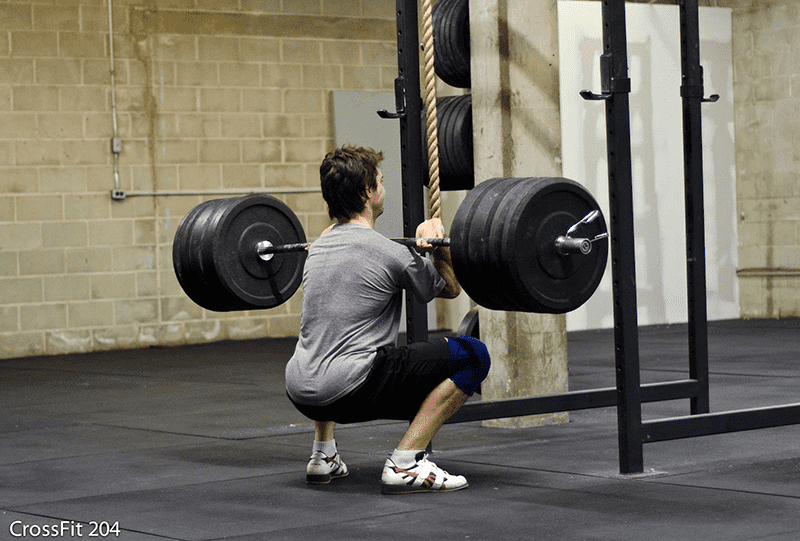 Crossfit Front Squat PR programs