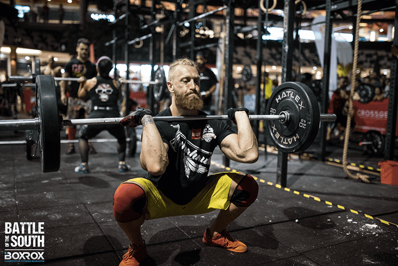 3 Ways for Crossfitters to Improve their Front Rack Mobility