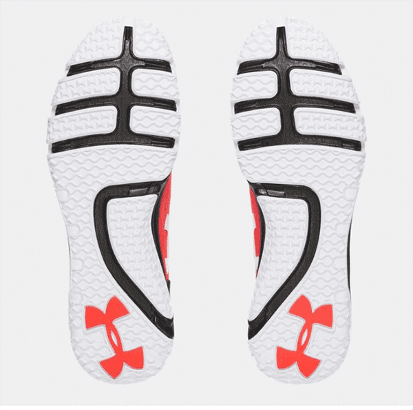 Under Armour Charged Ultimate soles