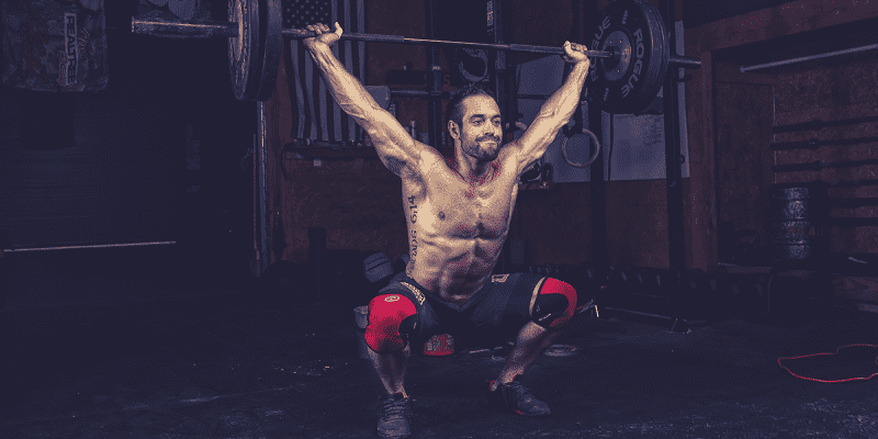 rich froning training secret