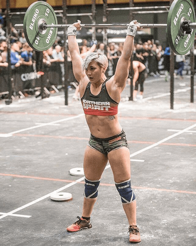 Sara Armanius has earned the right to be called the 'fittest woman in Sweden'