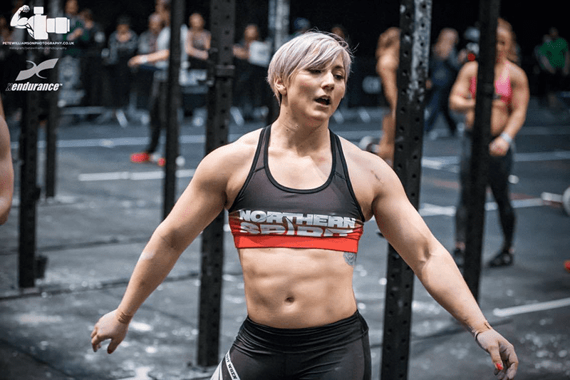 sara armanius the fittest woman in sweden boxrox