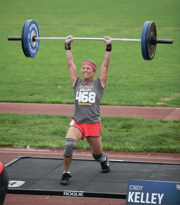 Crossfit Masters athletes