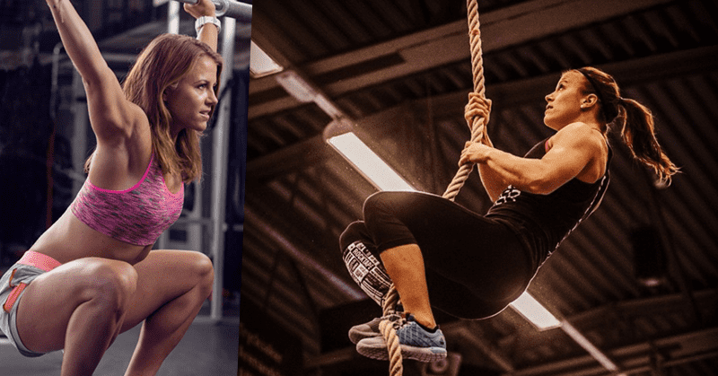 Kristin Holte: What it takes to get to the CrossFit Games