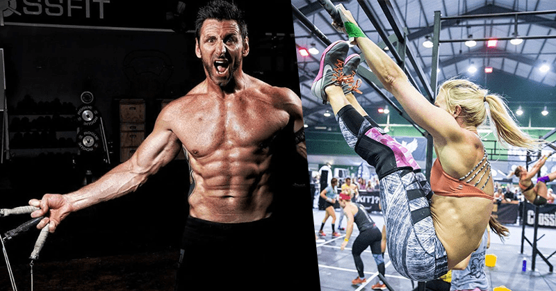 Masters Athletes in Crossfit