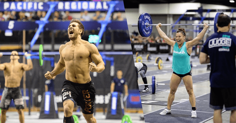 khan porter emily bridgers crossfit athletes 2016 regionals events