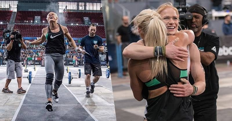 Regionals Recap Thorisdottir and Sigmundsdottir