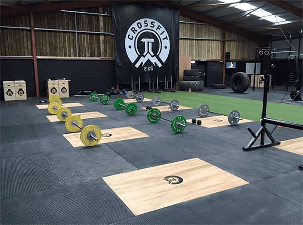 Crossfit Pi Box exeter england