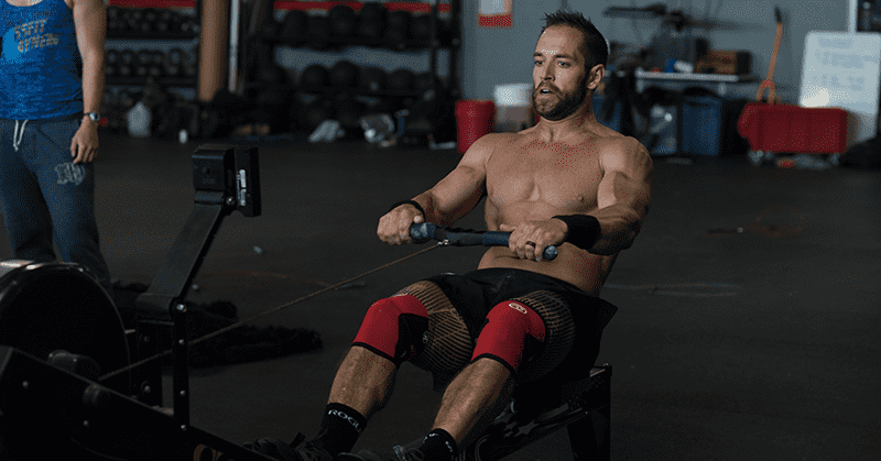 rich froning crossfit mobility rowing exercise