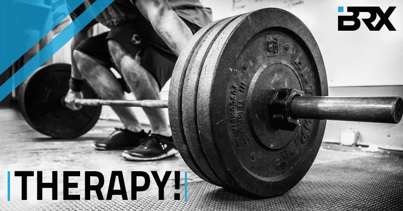 crossfit quotes barbell deadlift therapy