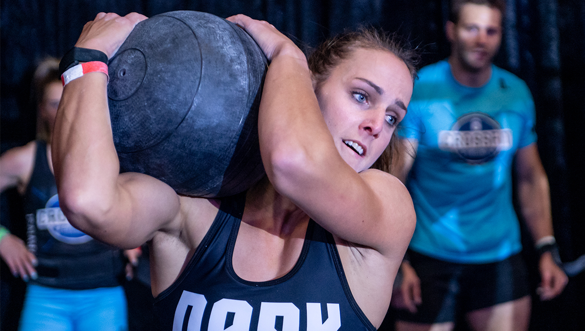 problems that female crossfit athletes face