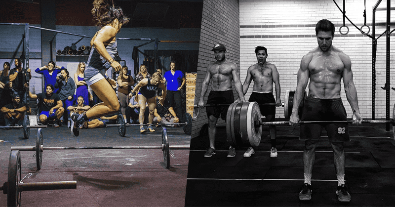 regional athletes crossfit lauren fisher khan porter