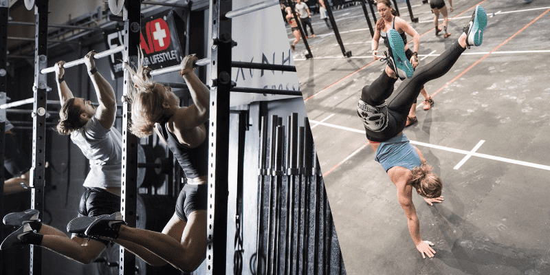 Andrea Berggren female regionals crossfit athlete