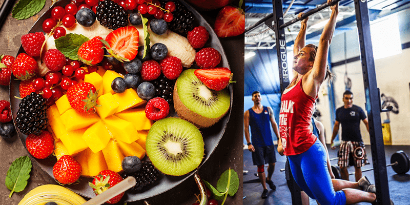 Crossfit Open Nutrition – Why Eating Enough is More Important than Eating Clean