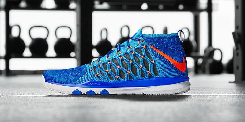 Nike Train Ultrafast Flyknit: Add Power, Speed and Precision to your Next WOD