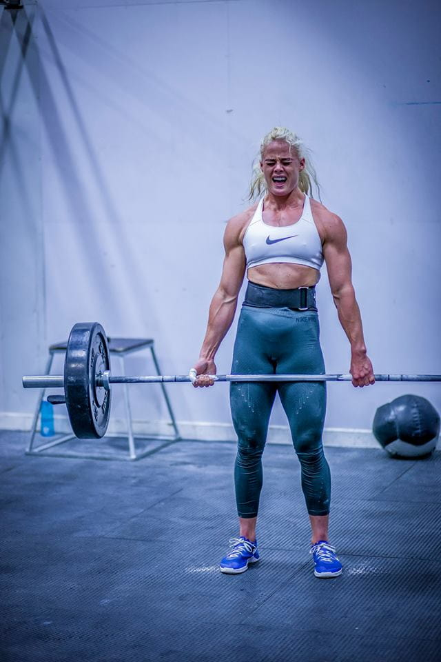 sara sigmundsdottir crossfit conditioning wod