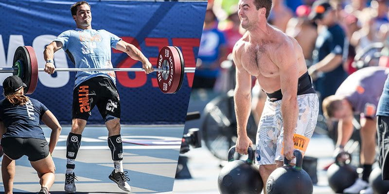 Ben Smith on Why He Trains and The Evolution of The CrossFit Games
